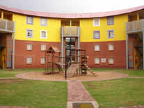 Brickfields Housing Project in Johannesburg